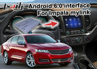 Porcellana Interfaccia del video di Chevrolet Impala Android 6,0 con collegamento dello specchio di WiFi di retrovisore il video fabbrica