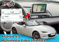 Porcellana Scatola nera 16GB EMMC 2GB RAM dell'interfaccia dell'automobile di Mazda MX-5 Android con WIFI BT società