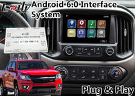 Porcellana Interfaccia di multimedia di Android 6,0 video per Chevrolet Colorado/il sistema 2015-2018, navigazione MyLink dell'impala di GPS fabbrica