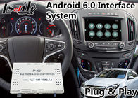 Interfaccia di navigazione automatica Android 6.0 per Opel Insignia Intellilink System 2013-2016 Google Map