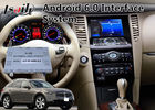 Interfaccia dell'auto di Android 9,0 video per 2008-2012 l'anno Infiniti FX37/FX50 Mirrorlink