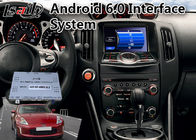 Navigatore di automobile per 2013-2017 l'anno Nissan 370Z, interfaccia dell'auto di Android