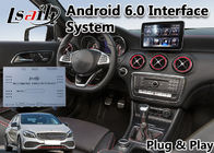Interfaccia dell'auto di W176 Android 6,0 per la classe A Waze Youtube di Mercedes-Benz di anno 2015-2019