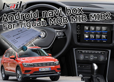 Porcellana Schermo Youtube della colata del video di WiFi di retrovisione dell'interfaccia dell'automobile di VW Tiguan T-ROC ecc MQB video fabbrica