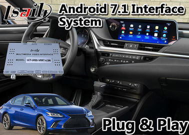 Porcellana 32GB video interfaccia Android 9,0 della ROM Lexus per controllo 2019-2020 del touchpad ES350 fabbrica